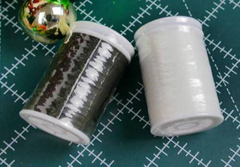 Quilters Select Smoke Invisible Thread - Fabrics N Quilts