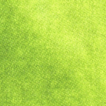 Wool Fat Quarter Marbled Solid Wooly Lady Spring Green - Fabrics N Quilts