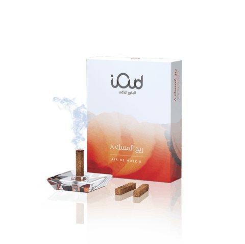 Air De Musk 8 Perfumed iOud - ioud_uk