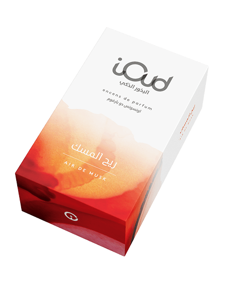 Air de Musk Perfumed iOud - ioud_uk
