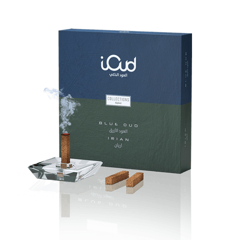 Blue Oud & Irian Collection - ioud_uk