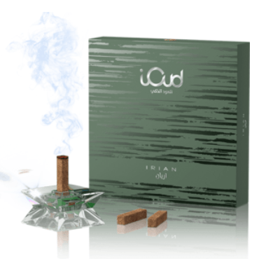 Irian 12 Pure Agarwood - ioud_uk