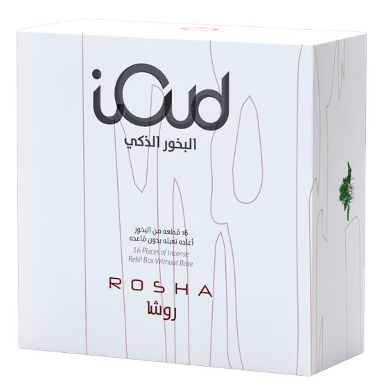 Rosha Refill (16 sticks - no base) - ioud_uk