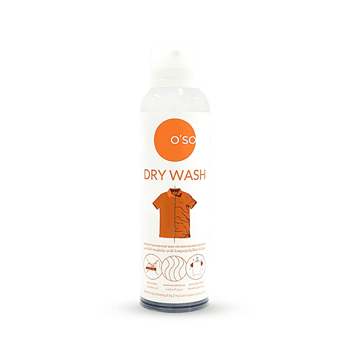 Smart OSO Dry wash spray (200ml) - ioud_uk