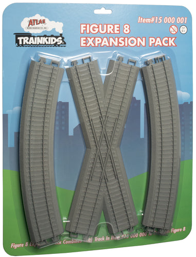Atlas Trainkids Figure-8 Expansion Set