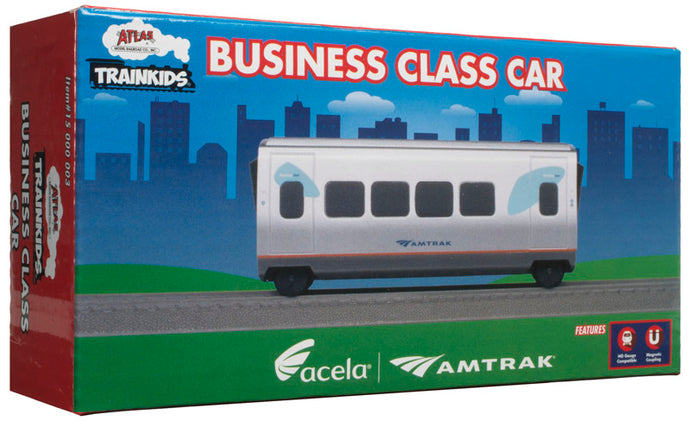 Atlas Trainkids Passenger Car Add-On