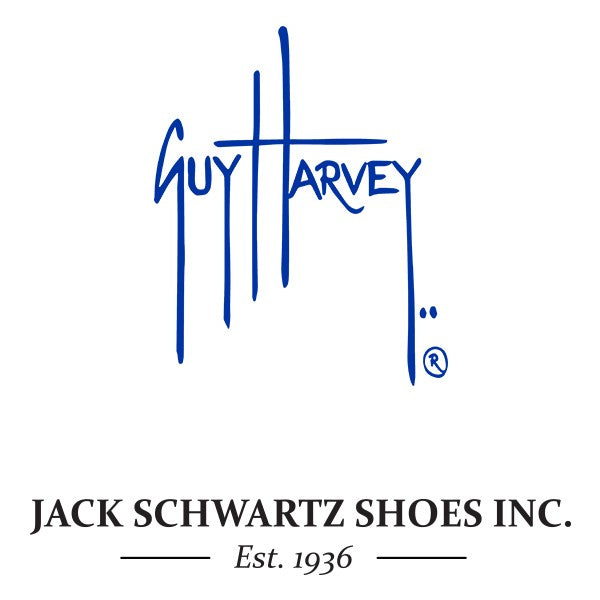 JACK SCHWARTZ SHOES INC. AND GUY HARVEY TO LAUNCH NEW LINE OF CASUAL FOOTWEAR