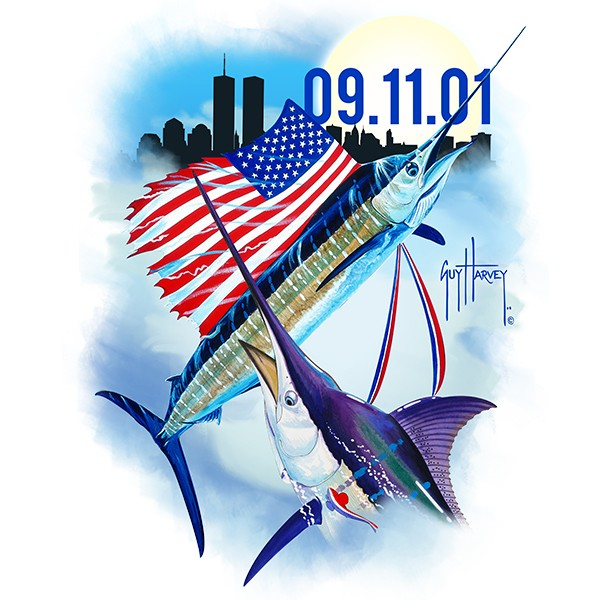 GUY HARVEY CUSTOMERS SUPPORT FAMILIES OF 9/11 VICTIMS
