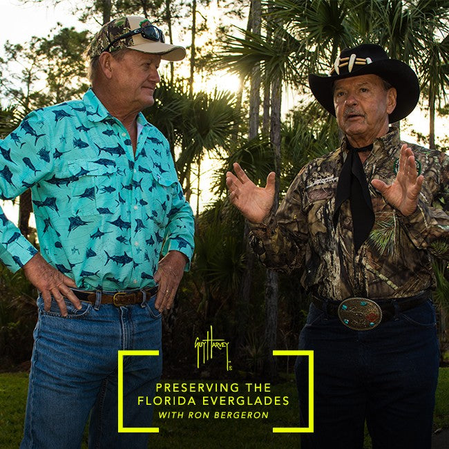PRESERVING THE FLORIDA EVERGLADES