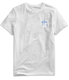 B&T Offshore Marlin Boat White Pocket T-Shirt