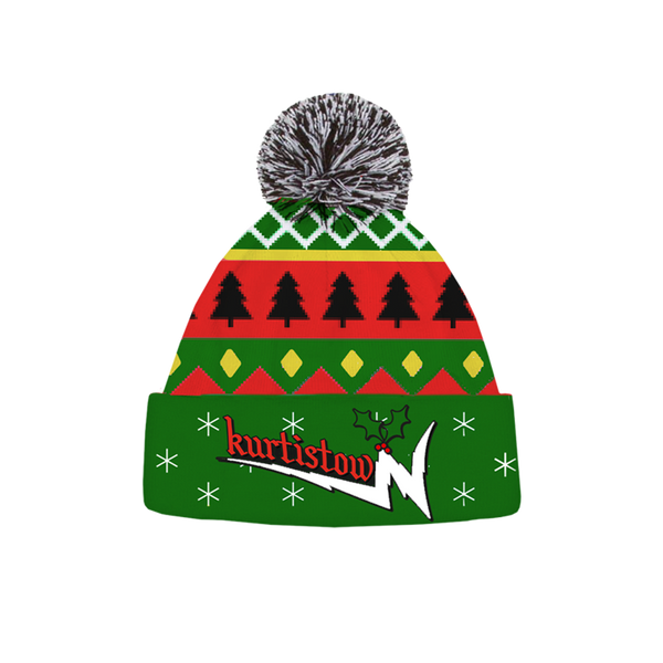 "Kurtis Conner ""Holiday Kurtistown"" Beanie"