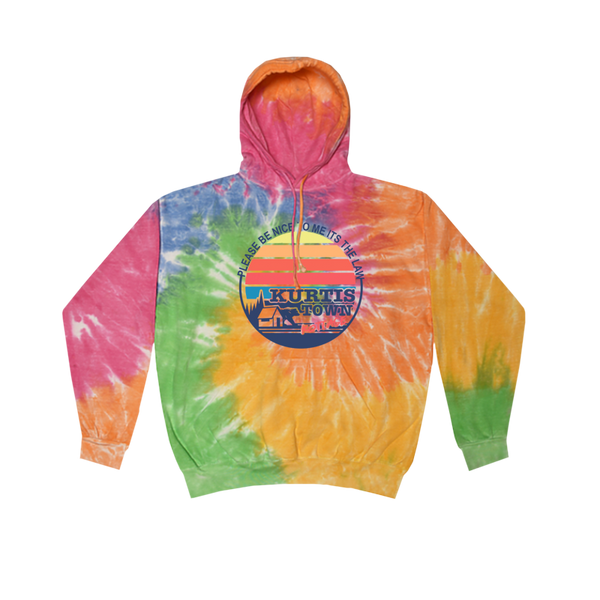 Kurtistown Kottage Tie Dye Pullover