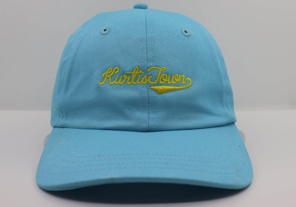 KURTISTOWN BLUE DAD HAT