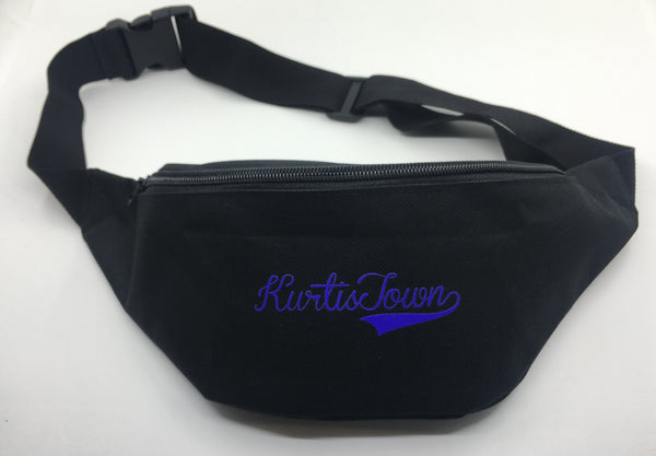 KURTISTOWN BLACK BUM BAG