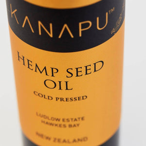 Kanapu Hemp Seed Oil 250ml