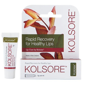 Skin Conditions/Ointments, Kolorex Kolsore Ointment 3g