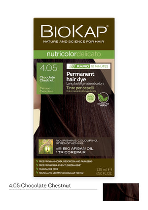 Hair Dye's, Biokap 4.05 Chocolate Chestnut