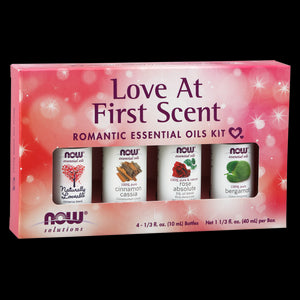 Essential Oils, Love At First Scent Essential Oils Kit