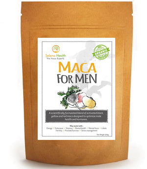 Men's Health & Well being, Maca For Men 300g