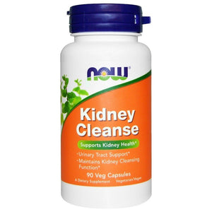 Detox, Liver & Kidneys, Now Foods Kidney Cleanse 90 Vcaps