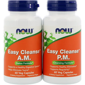 Detox, Liver & Kidneys, Now Foods Easy Cleanse Kit