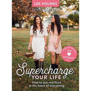 Supercharge Your Life Recipe Book