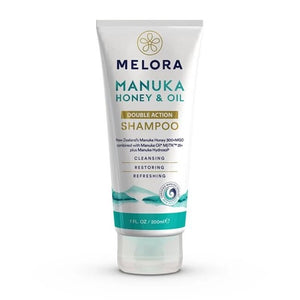 Hair Care, Melora Manuka Honey & Oil Shampoo 200ml