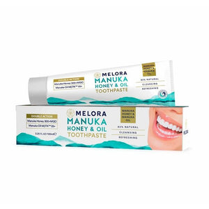 Melora Manuka Honey & Oil Toothpaste 100ml