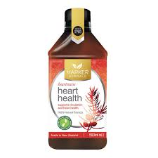 Herbal Supplements, Malcolm Harker Heart Health 500ml