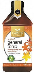 Herbal Supplements, Malcolm Harker General Tonic 500ml