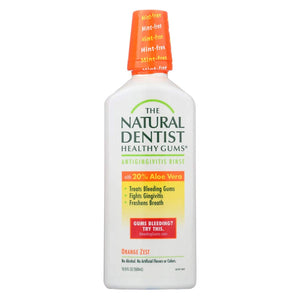 Antigingivitis Rinse Orange Zest 500ml