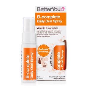 BetterYou B-Complete Daily Oral Spray 25ml