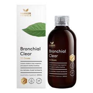Liquid Herbs, Be Well Bronchial Clear 250ml
