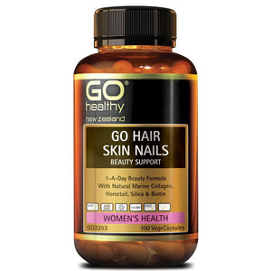 Hair Treatments, GO Healthy Hair Skin Nails 100 Capsules