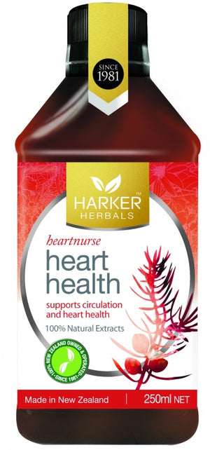 Circulation/Heart, Malcolm Harker Heart Health 250ml