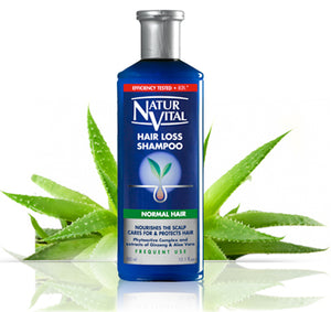 Hair Treatments, Natur Vital Hair Loss Shampoo 300ml Normal