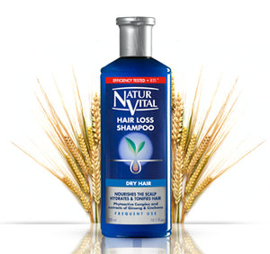 Hair Treatments, Natur Vital Hair Loss Shampoo Dry Hair