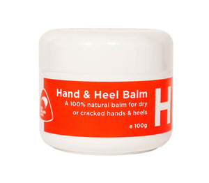 Skin Conditions/Ointments, Savvy Touch Hand & Heel Balm 100g