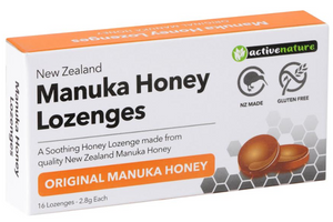 Activenature NZ Manuka Honey 16 Lozenges