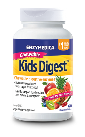 Kids Digest Chewable 60's