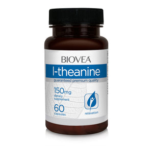 Biovea L-theanine 150mg 60 Vege Capsules