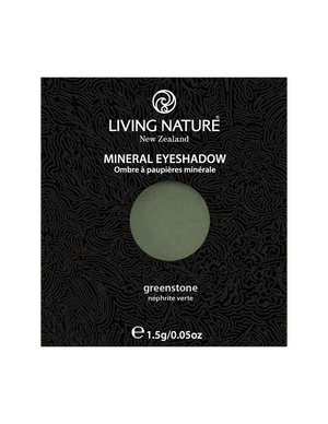 Living Nature Greenstone EyeShadow (DarkGreen)
