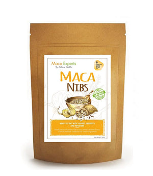 Seleno Health Activated Organic Yellow Maca Nibs 300g