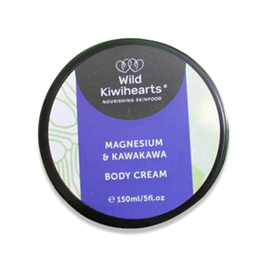 Magnesium & Kawakawa Body Cream 150ml
