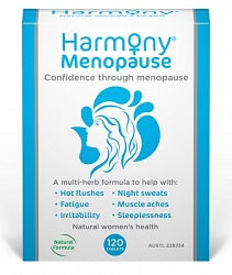 Women's Health & Well being, Harmony Menopause Tablets