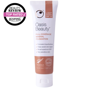 Oasis BB Cream - Light 50ml
