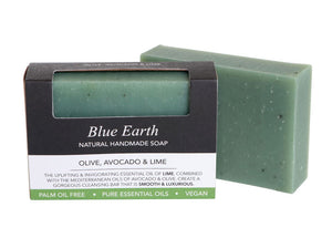 Olive, Avocado & Lime Soap 85g