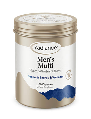 Radiance Multi for Men 60 Capsules
