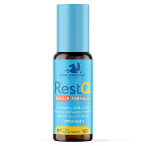 RestQ Focus Formula 25mL Spray