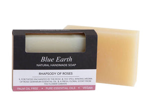 Rhapsody of Roses Soap 85g